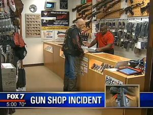 Texas Gun Store Owner Stops Mass Shooting, texas gun store, central texas gun works