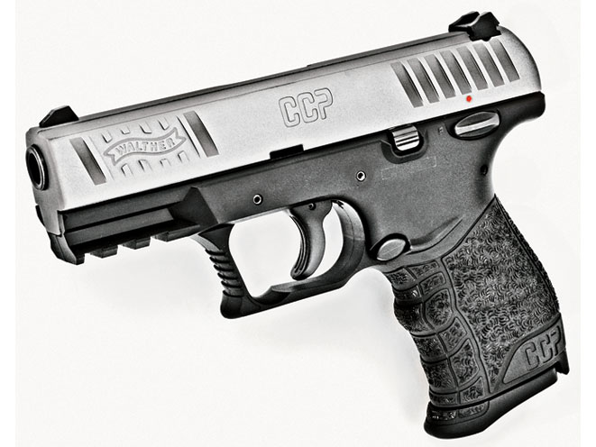 pocket pistol, Walther CCP, walther concealed carry, walther pocket pistols
