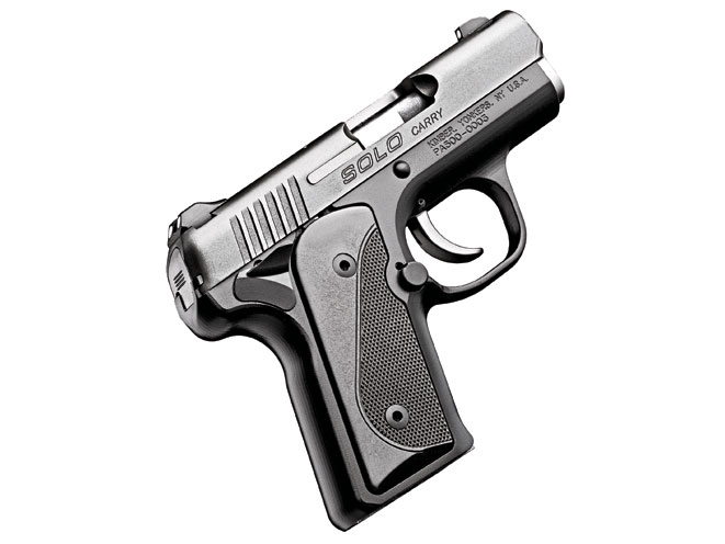 pocket pistol, Kimber Solo Carry, kimber, kimber concealed carry