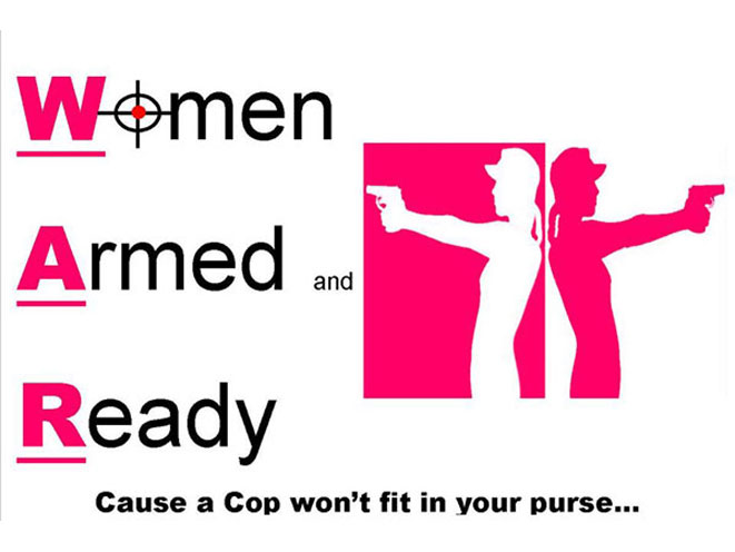 Women Armed and Ready, Women Armed and Ready guns