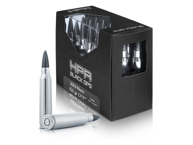 new products, gun products, HPR Black Ops Ammo, gun buyer's annual