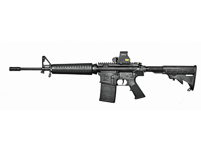 Armalite AR-10A Tactical Carbine, carbine, carbines, home defense carbine, home defense carbines, home defense gun, home defense rifle, defense pistol