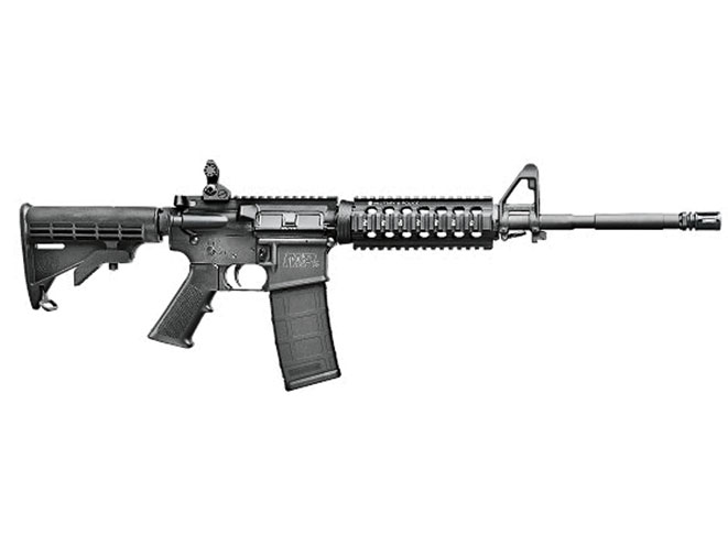 Smith & Wesson M&P 15X, carbine, carbines, home defense carbine, home defense carbines, home defense gun, home defense rifle, defense pistol