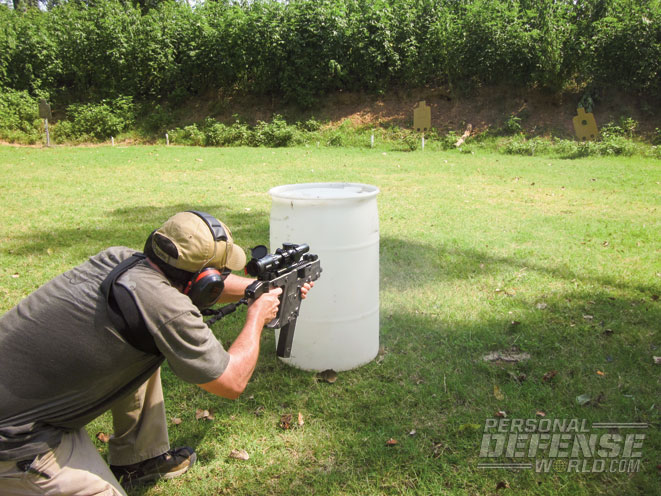 KRISS Vector SDP  45 Gun Review