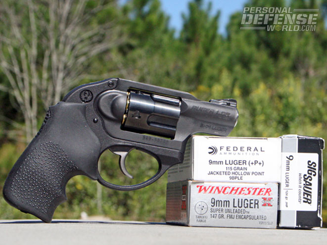 Massad Ayoob Examines the Ruger LCR 9mm