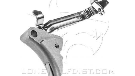 trigger, ultimate adjustable trigger, lone wolf distributors, ultimate adjustable trigger lone wolf