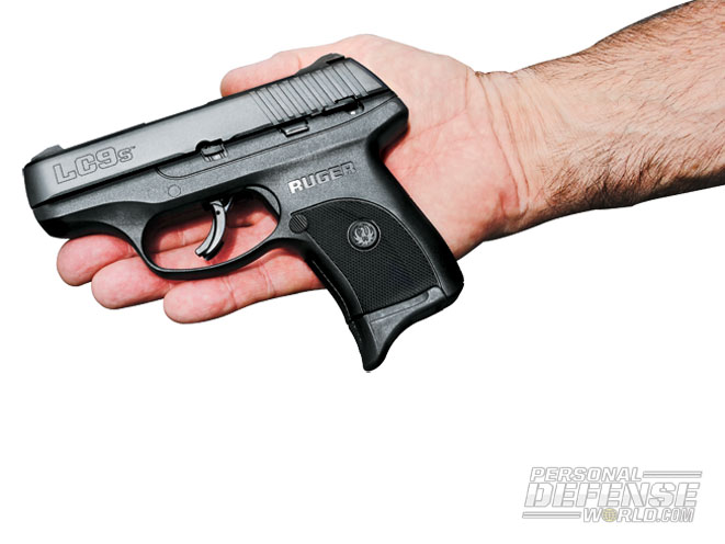 Ruger LC9s: A Striker-Fired 9mm Pistol