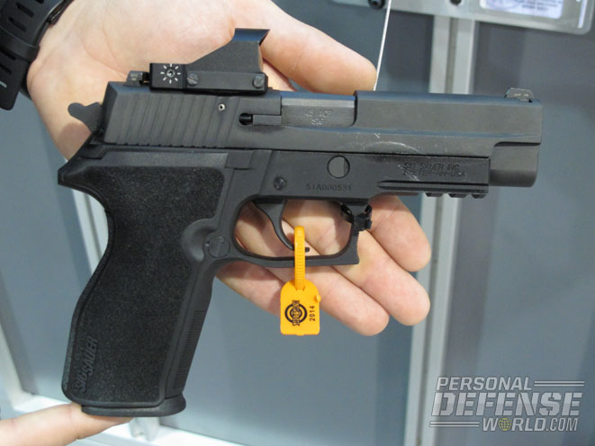 8 Reflex-Ready Handguns Right Out of the Box
