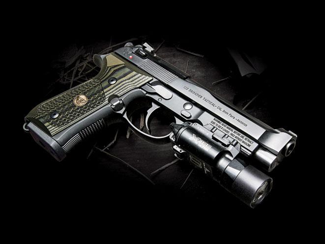 Beretta/Wilson Combat 92G Brigadier Tactical, 92G Brigadier Tactical, wilson combat, beretta