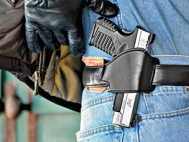 Concealed Carry Tips for Dressing Around the Gun