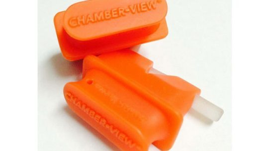 Chamber-View .22 Caliber ECI, chamber-view, chamber-view empty chamber indicator, empty chamber indicator