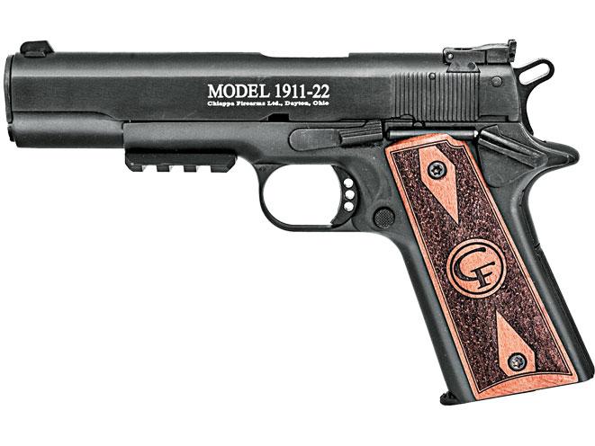 CHIAPPA, CHIAPPA 1911-22 TARGET, chiappa handguns