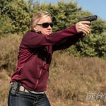 gun training, training, shooting range training, shooting training, bullseye, bullseye training