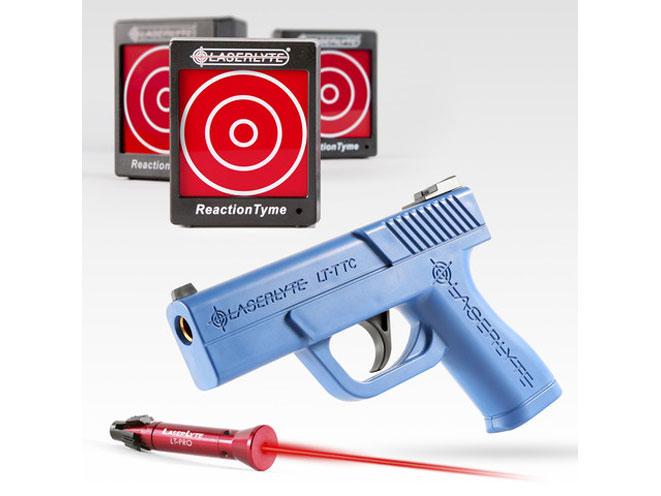 LaserLyte Triple Tyme Kit, laserlyte, laserlyte trigger tyme, laserlyte reaction tyme