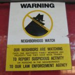 neighborhood watch, safe neighborhood, neighborhood watch program, neighborhood watch programs, how to start a neighborhood watch program