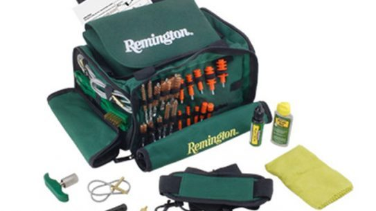 Remington's Squeeg-E Universal Gun Cleaning System, remington