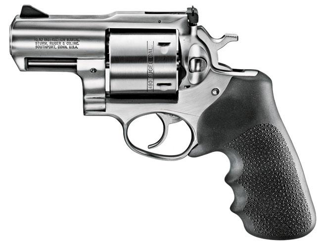 revolvers, revolver, big-bore revolvers, RUGER SUPER REDHAWK ALASKAN