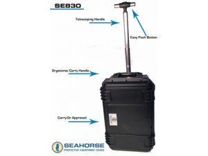 Seahorse SE830, SE830, seahorse cases