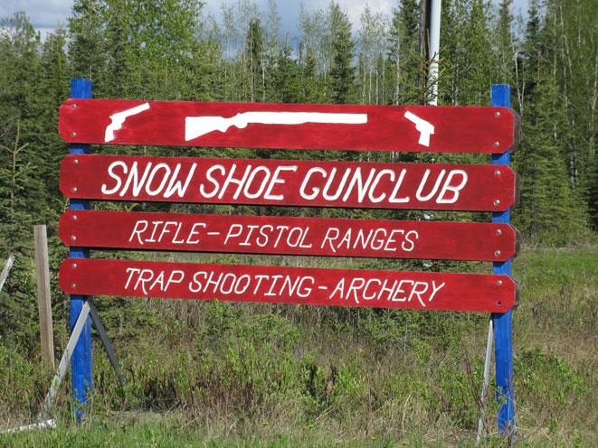 teens on target, gun club, teen girls guns, alaska gun club