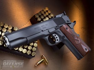 Springfield Armory 1911 Range Officer, springfield armory, 1911