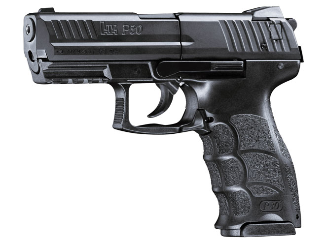 from umarex p30 177 air pistol to heckler koch p30 9mm