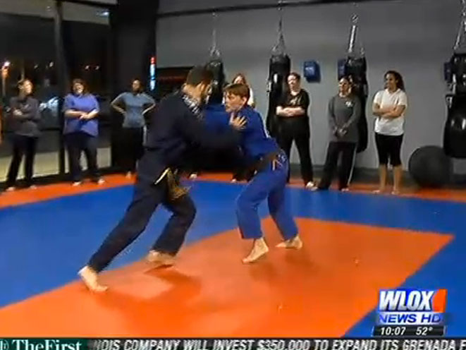 Women's Self-Defense Seminar, ann sanford, jiu jitsu, ann sanford jiu jitsu