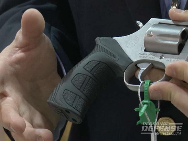 Taurus Small Frame X2 Scorpion Revolver Grip, ATI ATI's Taurus Small Frame X2 Scorpion Revolver Grip