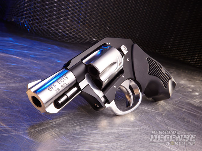 Charter Arms Off Duty  38 Special Revolver | Gun Review