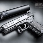 Glock G21 SF TB threaded Barrel