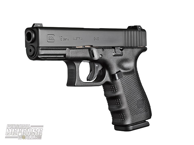 Glock 2015 Buyer's guide 9x19 G19 Gen4