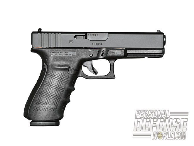 Glock 2015 Buyer's guide .45 Auto G21 Gen4