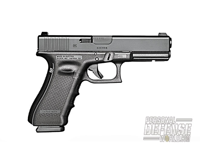 Glock 2015 Buyer's guide .40 G22 Gen4