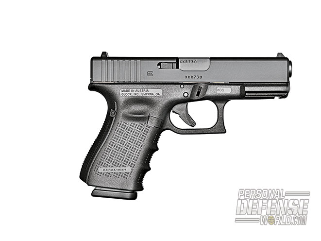 Glock 2015 Buyer's guide .40 G23 Gen3