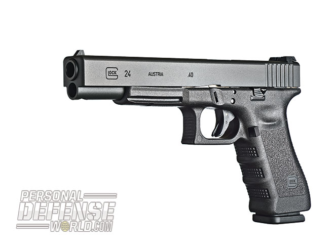 Glock 2015 Buyer's guide .40 G24 Gen3