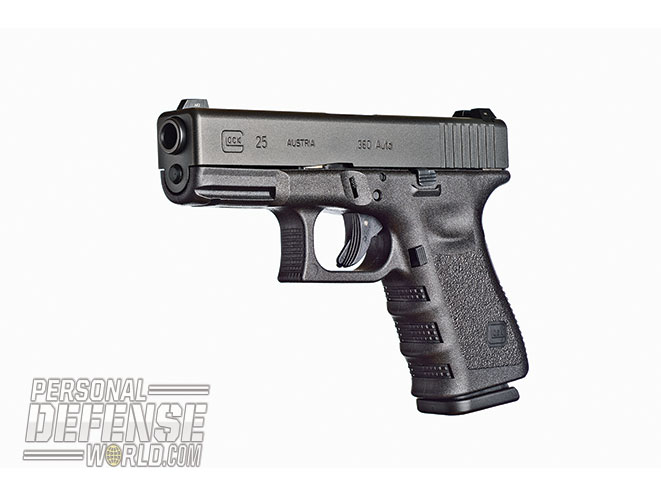 Glock 2015 Buyer's guide .380 Auto G25 Gen3