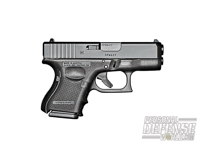 Glock 2015 Buyer's guide 9x19 G26 Gen4
