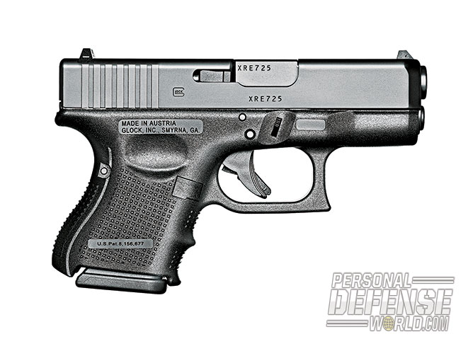 Glock 2015 Buyer's guide .40 G27 Gen4