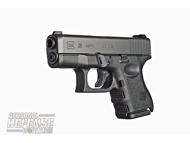 Glock 2015 Buyer's guide .380 Auto G28 Gen3