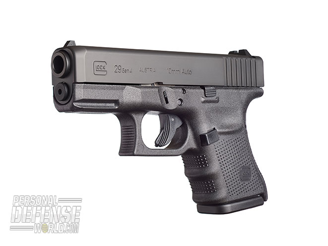 Glock 2015 buyers guide 10 mmG29 Gen4