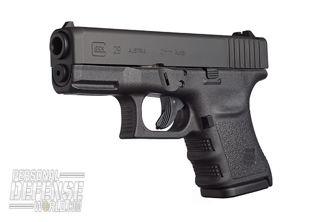 Glock 2015 buyers guide 10 mm G29SF Gen3