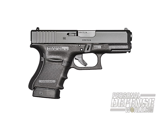 Glock 2015 Buyer's guide.40 Auto G30 Gen4