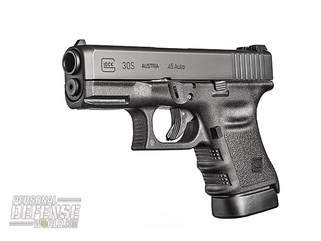 Glock 2015 Buyer's guide G30S Gen3 rear