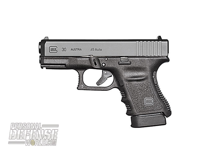 GLock 2015 Buyer's guide G30SF Gen3