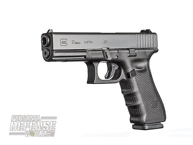 Glock 2015 buyers guide .357 G31 Gen4