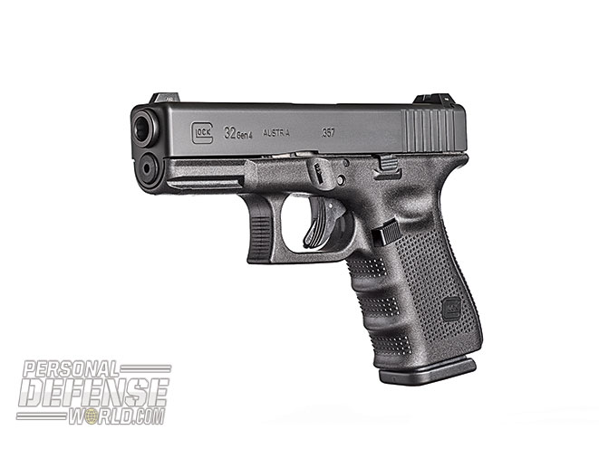 Glock 2015 buyers guide .357 G32 Gen4