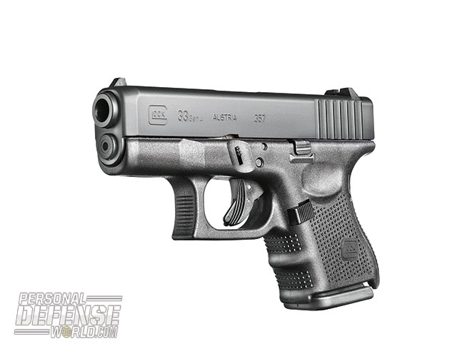 Glock 2015 buyers guide .357 G33 Gen4