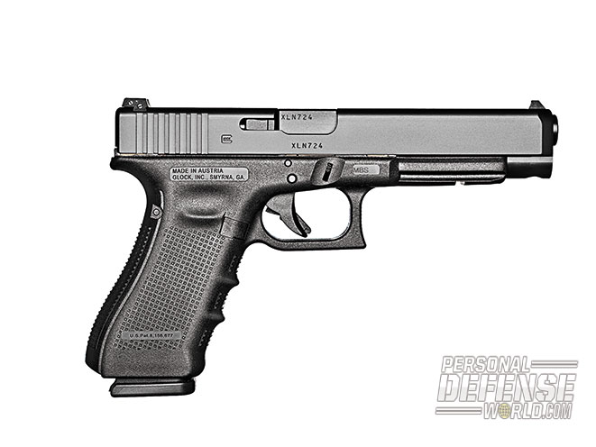 Glock 2015 buyers guide .40 G35 Gen4