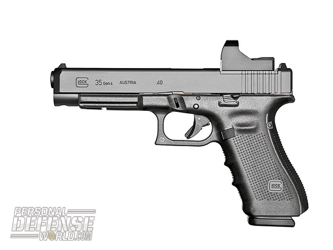 Glock 2015 Buyers guide .40 G35 Gen4 in MOS Configuratiom
