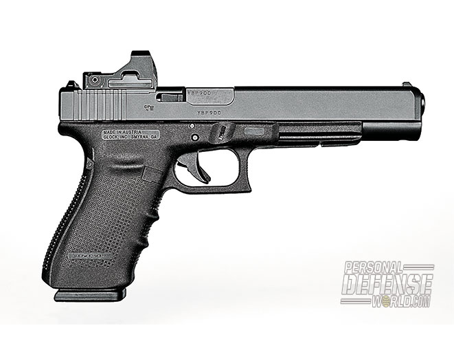 Glock 2015 buyer's guide G40 Gen4 MOS