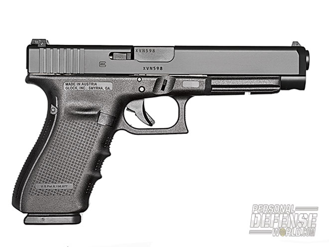 Glock 2015 Buyers guide .45 Auto G41 Gen4